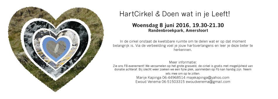HartCirkel & Doen wat in je leeft!
